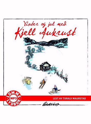 Vinter og jul med Kjell Aukrust (MP3-cd)