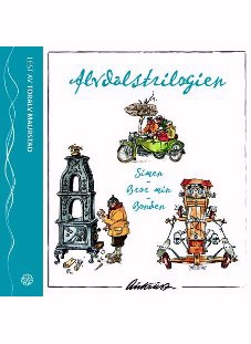 Alvdalstrilogien (4 cd's + MP3-cd)