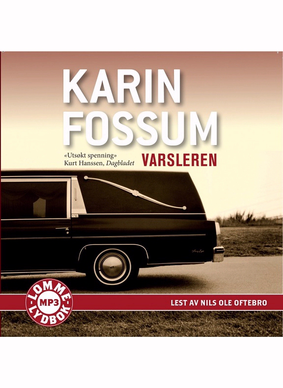 Varsleren (MP3-cd)