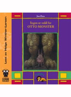 Ingen er redd for Otto Monster (1 cd)