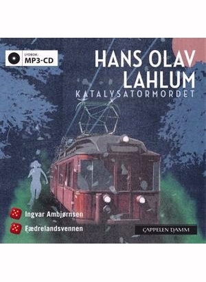 Katalysatormordet (MP3 cd)