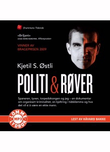 Politi & Røver (MP3-cd/2e hands)