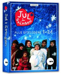 Jul i Svingen episode 1-24 (4 DVD's)