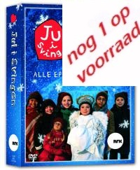 (d) Jul i Svingen episode 1-24 (4 DVD's / laatste!))