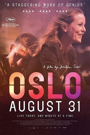 Oslo 31 aug (DVD/2e hands)