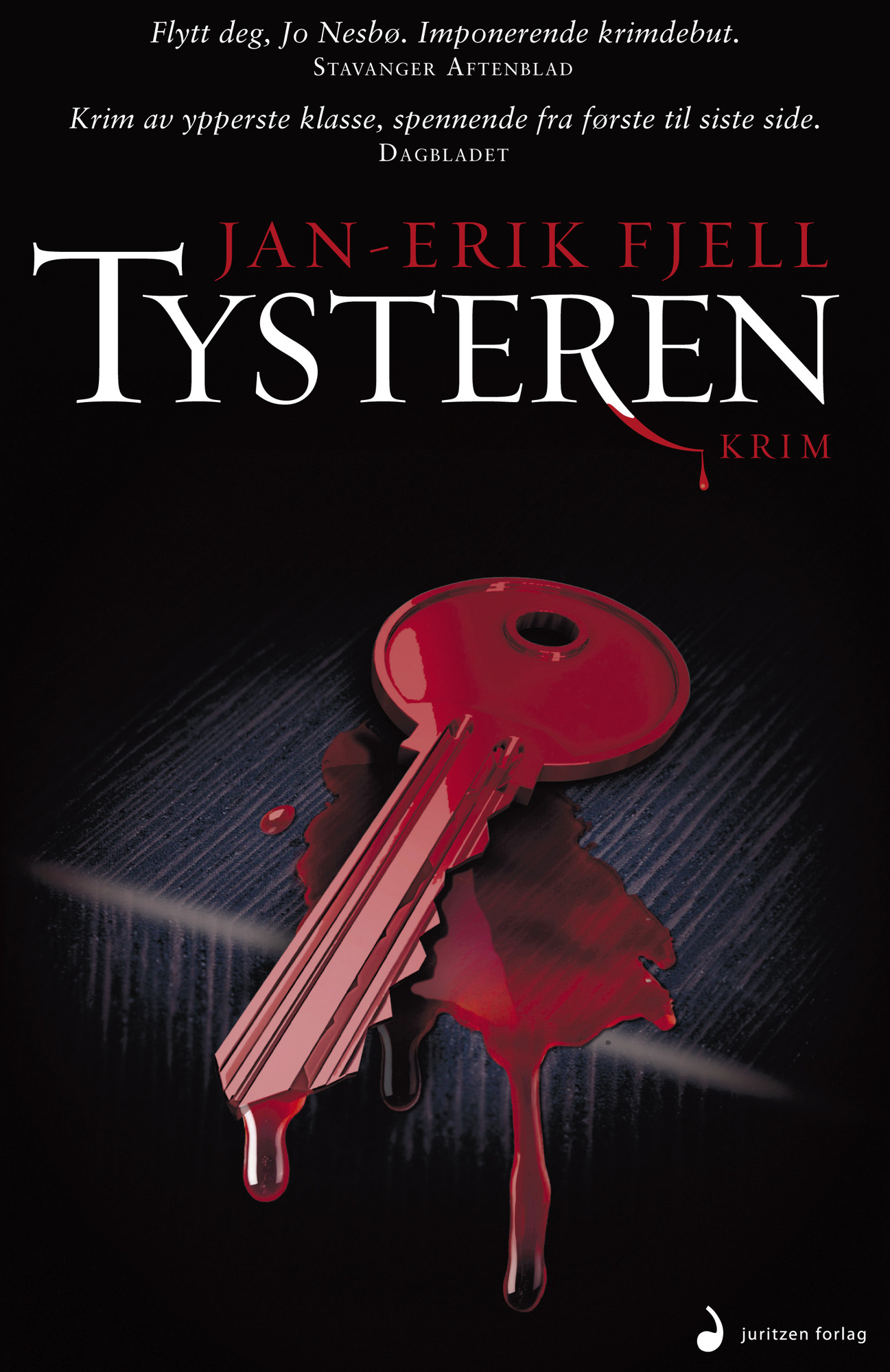Tysteren (pocket/2e hands)