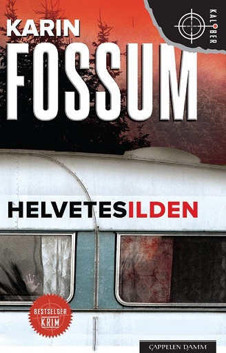 Helvetesilden (pocket)
