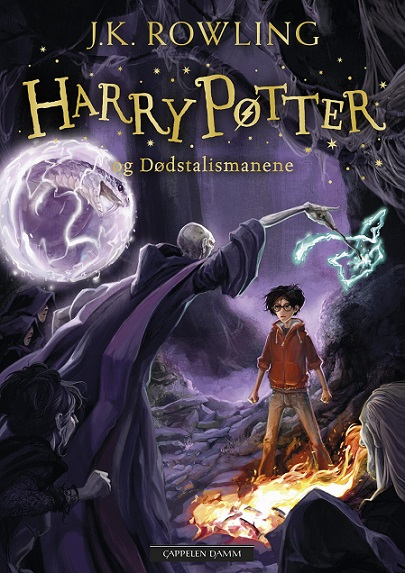 Harry Potter (dl 7) og dødstalismanene (pocket/zlv)