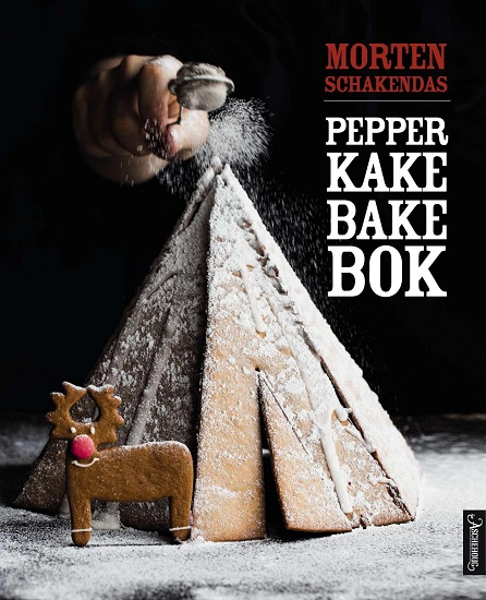 Pepperkakebakebok (lb)
