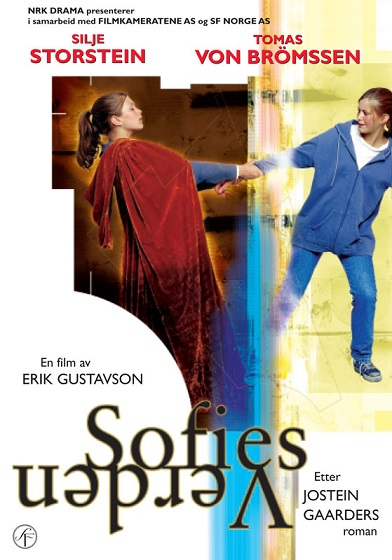 Sofies verden (DVD / 2e hands)